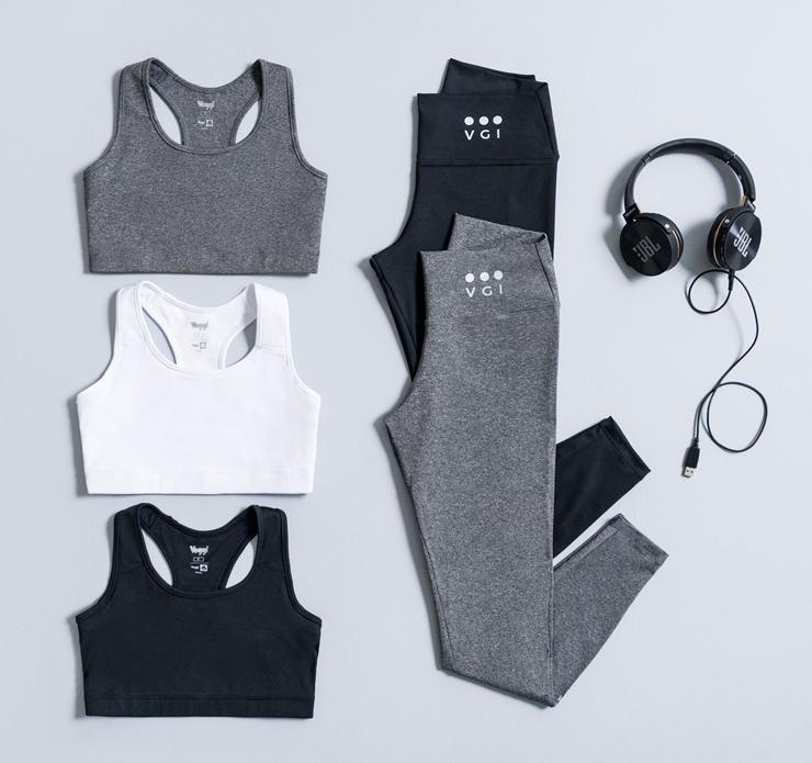 Conheça a linha fitness da Veggi!